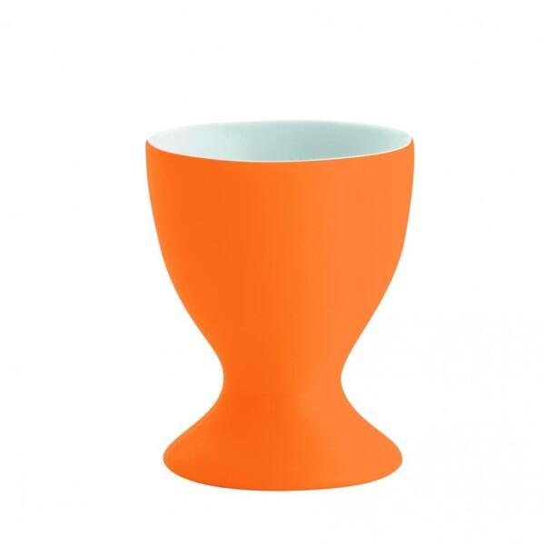 Kahla Pronto Eierbecher mit Fuß in orange