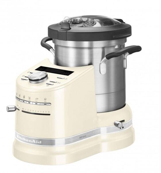 KitchenAid Cook Processor ARTISAN in creme 4,5 L