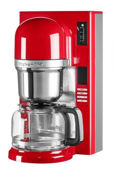 KitchenAid Filterkaffeemaschine in empire rot
