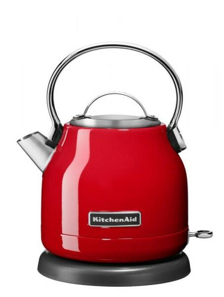 KitchenAid Wasserkocher in empire rot, 1,25 L