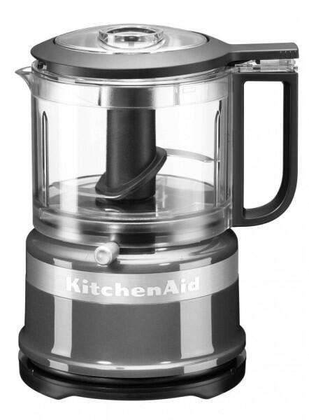KitchenAid Zerhacker in kontur-silber