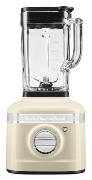 KitchenAid Standmixer Artisan K400 in creme
