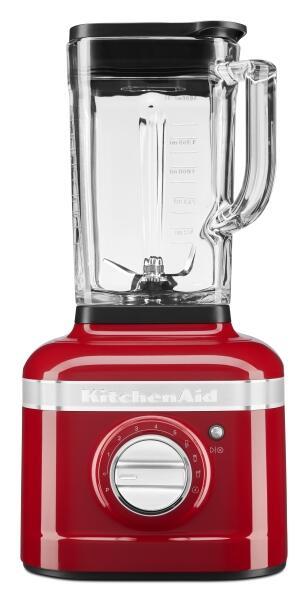 KitchenAid Standmixer Artisan K400 in liebesapfelrot