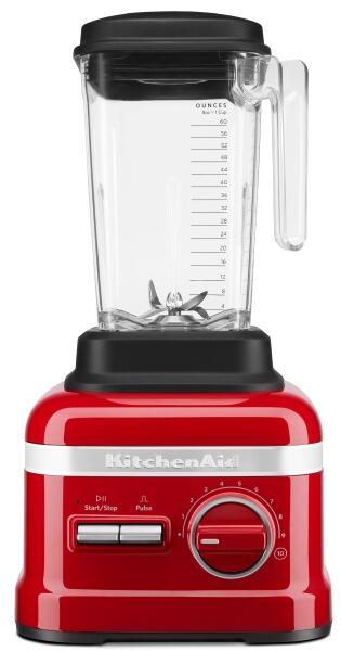 KitchenAid Standmixer High Performance in empire rot