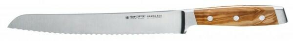 Felix Zepter Brotmesser First Class Wood, 22 cm