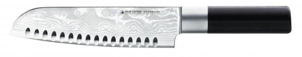 Felix Zepter Santokumesser Absolute ML mit Kulle, 19 cm