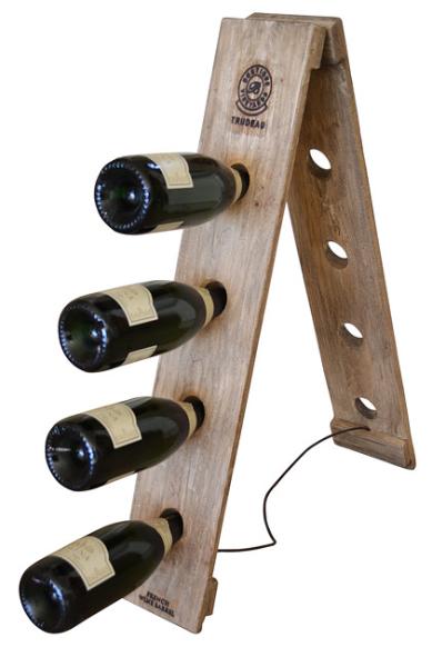 Für 8 Flaschen / 78 x 14 x 72 cm