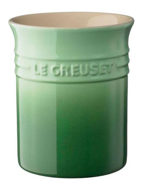 Le Creuset Topf für Kochkellen in palm