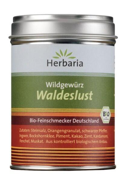 Herbaria Waldeslust, Wildgewürz