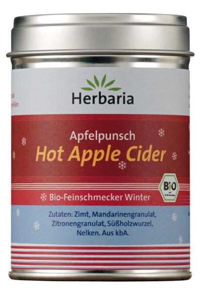 Herbaria Hot Apple Cider, Apfelpunsch
