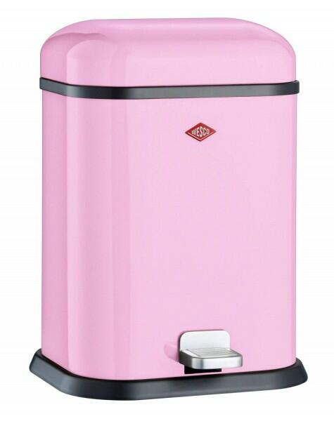 Wesco Single Boy in pink
