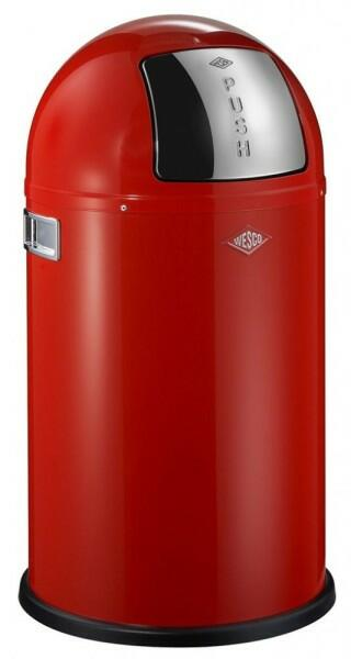 Wesco Pushboy Junior in rot