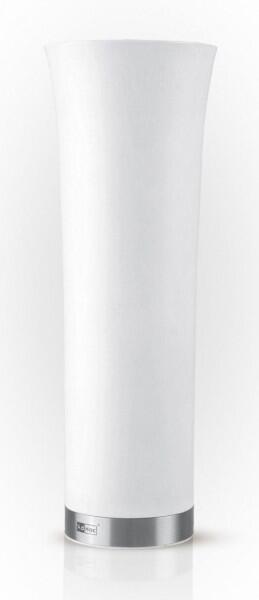 AdHoc elektrische Pfeffer-/Salzkippmühle Milano in weiß
