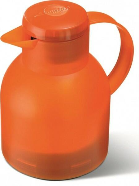 Emsa Isolierkanne Samba orange,  1,0 l