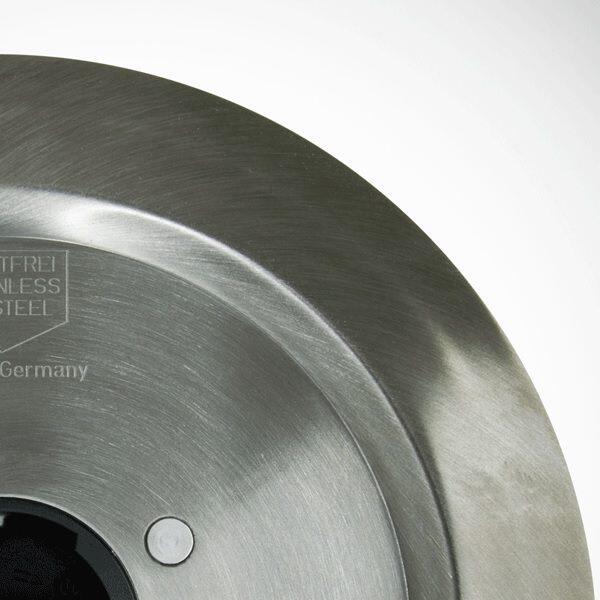 Graef Ersatzmesser glatt für EVO und Sliced Kitchen E10, E20, E22, E80, E90, E91, SKS S 32010, SKS 100 und SKS 300
