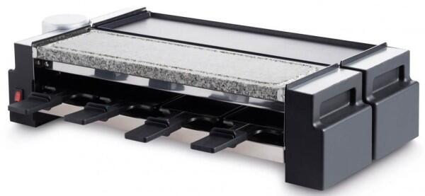 Fritel Raclette & Stein-Grill FR 2260, ausklappbar