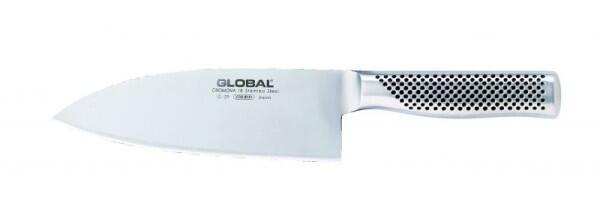 Global G-29 Yoshikin Fleisch- und Fischmesser 18 cm