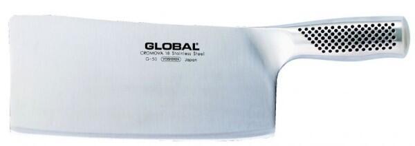 Global G-50 Yoshikin Chinesisches Hackmesser 21 cm