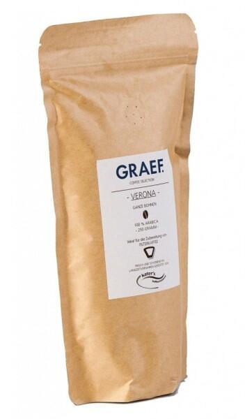 Graef Filterkaffee Verona (100% Arabica), 250g