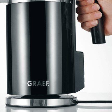 Lift-Off Abschaltung, beim Abheben des Wasserkochers während des Kochvorgangs, schaltet das Gerät ab.