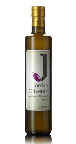 Jordan Olivenöl nativ extra
