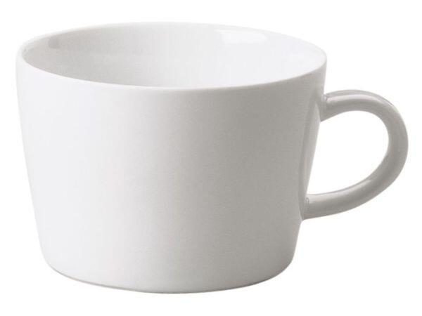 Kahla Five Senses Café au lait-Obertasse 0,45 l in weiß