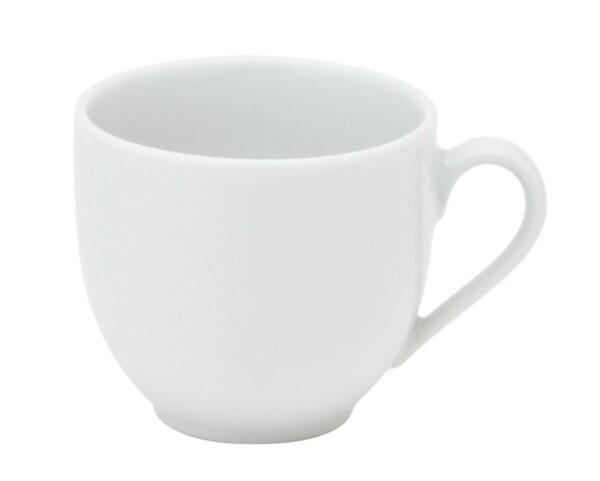 Kahla Aronda Espresso-/Mocca-Obertasse 0,10 l in weiß