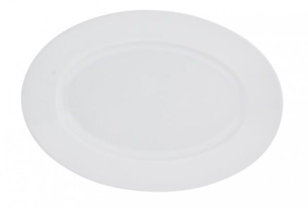 Kahla Aronda Platte oval 23 cm in weiß