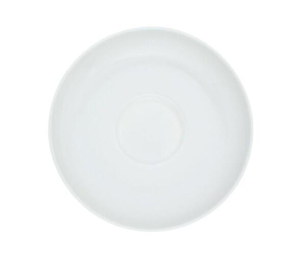 Kahla Aronda Untertasse 15 cm in weiß