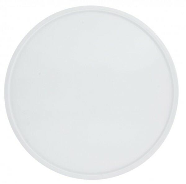 Kahla Aronda Platte/Tortenplatte, 31 cm in weiß
