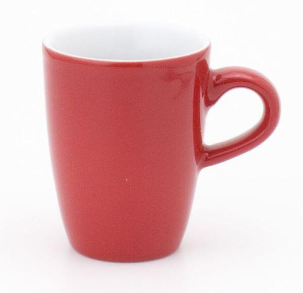 Kahla Pronto Espresso-Obertasse hoch 0,10 l in rot