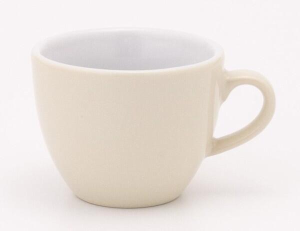 Kahla Pronto Espresso-Obertasse 0,08 l in elfenbein