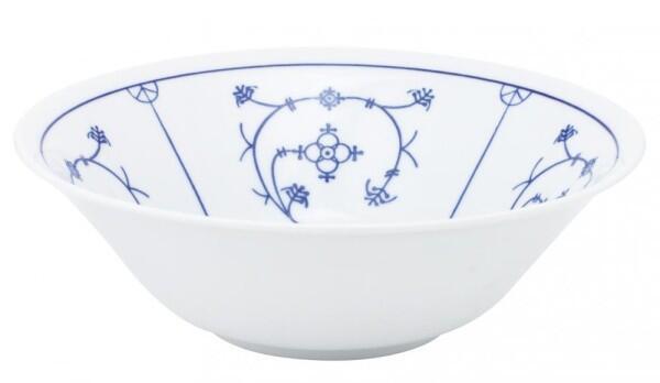 Kahla Tradition Schüssel 21 cm in Blau Saks