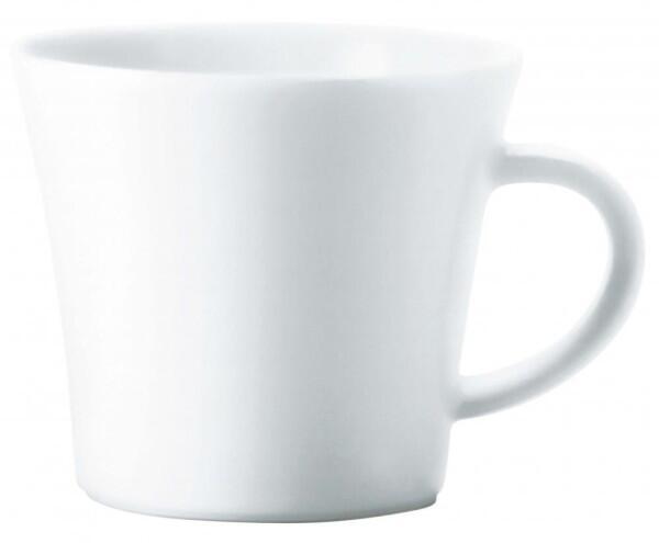 Kahla Update Cappuccino-Obertasse 0,22 l in weiß