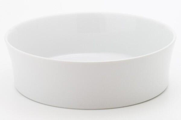 Kahla Update Auflaufform rund, 20 cm in weiß