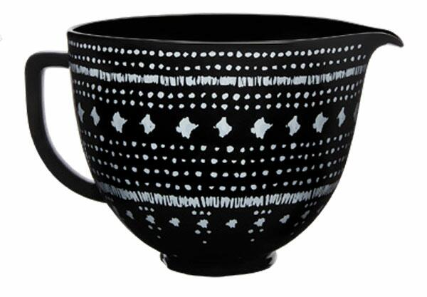 KitchenAid Keramikschüssel in tapestry, 4,7 L