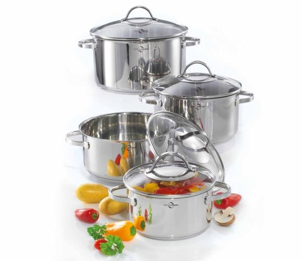 Küchenprofi Topfset Siena, 4-teilig