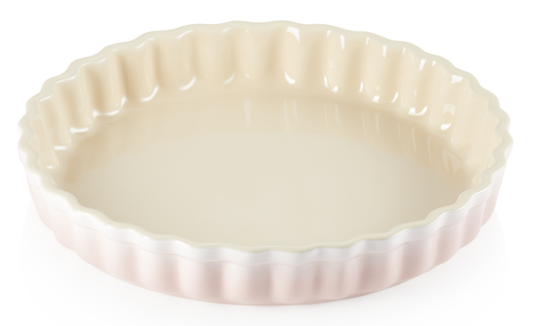 Le Creuset Tarteform in shell pink