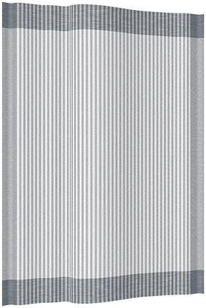 Meyer-Mayor Küchentuch Nadelstreifen, grau