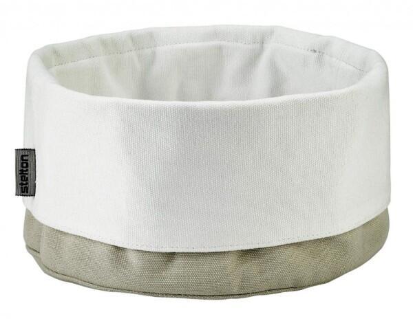 Stelton Brottasche groß in sand/weiß