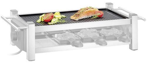 Küchenprofi Grillplatte für Raclette Taste 8