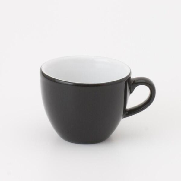Kahla Pronto Espresso-Obertasse 0,08 l in schwarz