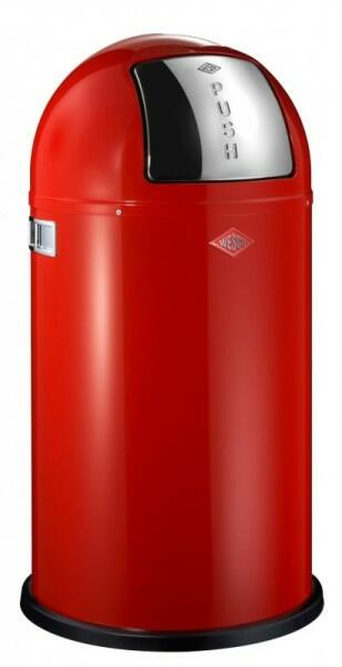 Wesco Pushboy in rot