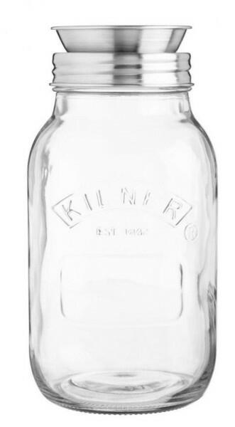 Kilner Spiralschneider-Glas