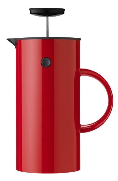 Stelton Kaffeezubereiter EM77 in rot