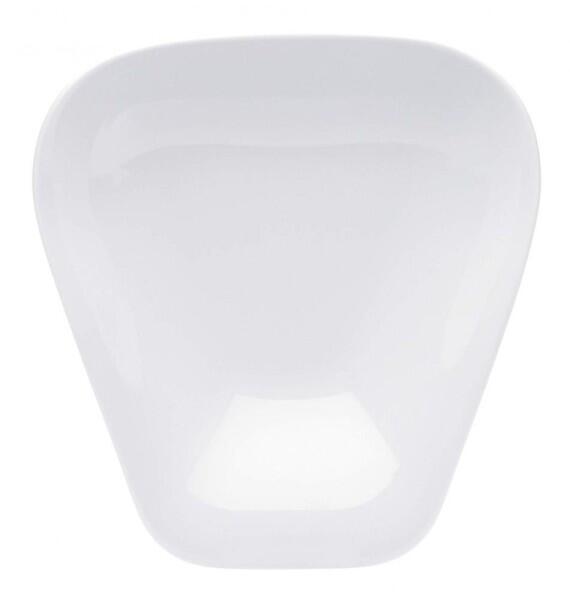 Kahla Elixyr Suppenteller, 24 cm in weiß
