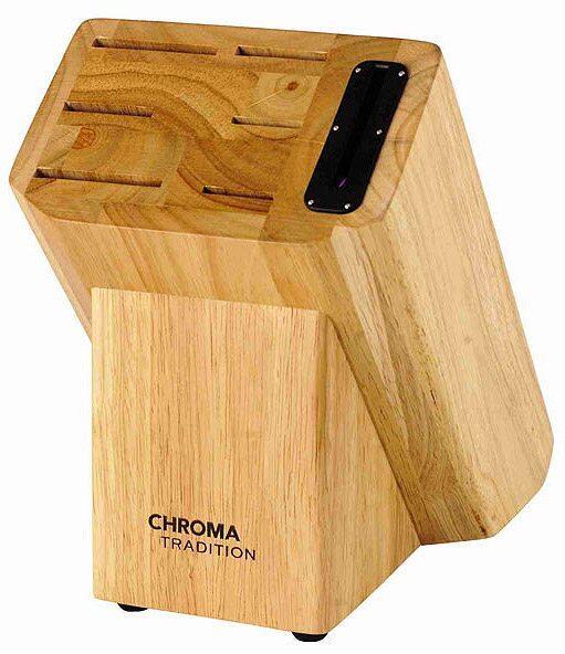 Chroma Messerblock Tradition T20S