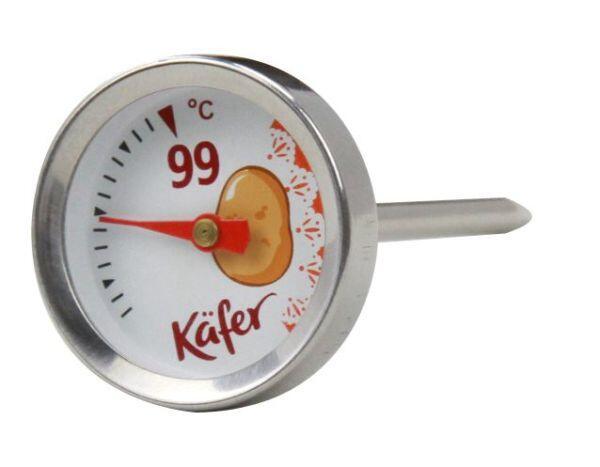 Käfer Analoges Grill- & Ofenkartoffelthermometer T419K