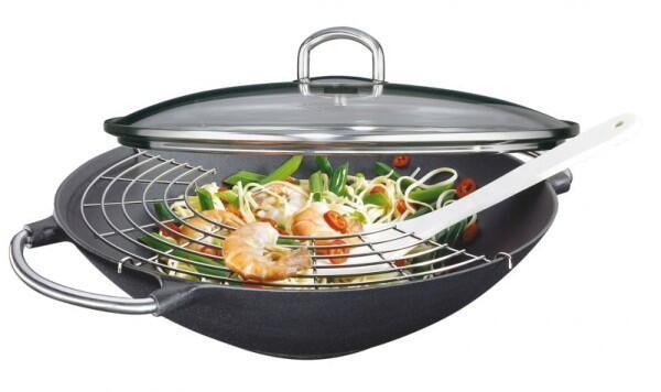 Küchenprofi Wok Set Premium