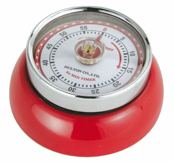 Zassenhaus Timer Speed in rot